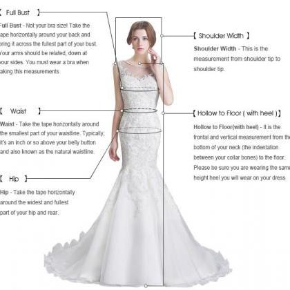 White Prom Dress,simple Prom Dresse..
