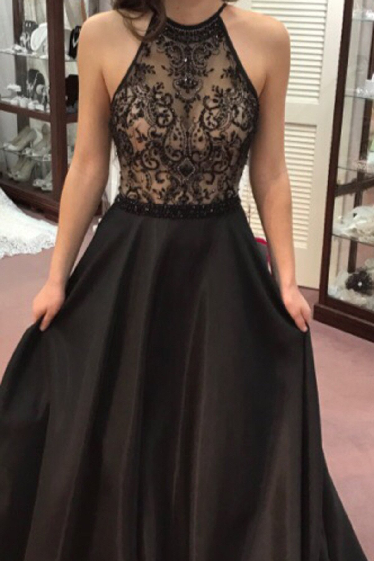 Beaded Beading Prom Dresses 9155f2a7dc